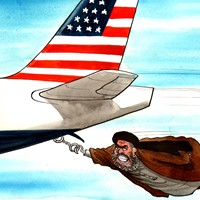 The ECHR has backed the extradition of Abu Hamza from the UK to the US. He flies out pronto.