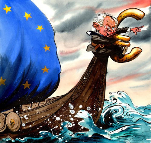 Negotiating the euro storm